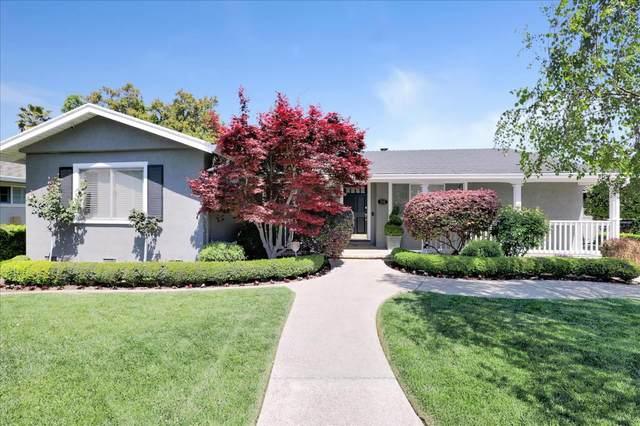 1532 Carmel Dr, San Jose, CA 95125 (#ML81836488) :: The Sean Cooper Real Estate Group