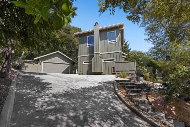118 Ponderosa Dr, Santa Cruz, CA 95060 (#ML81836649) :: Strock Real Estate