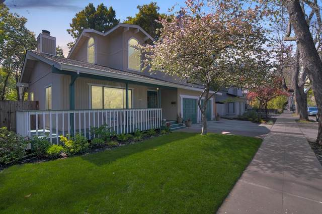 1175 Laurel St, Menlo Park, CA 94025 (#ML81836775) :: The Kulda Real Estate Group