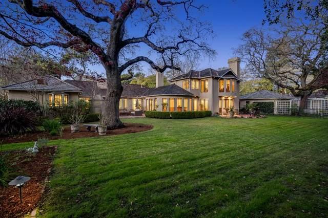 2 Fredrick Ave, Atherton, CA 94027 (#ML81836802) :: Intero Real Estate