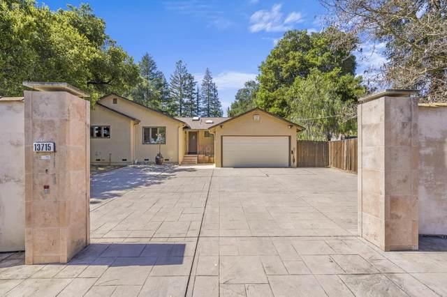 13715 Quito Rd, Saratoga, CA 95070 (#ML81837236) :: The Goss Real Estate Group, Keller Williams Bay Area Estates