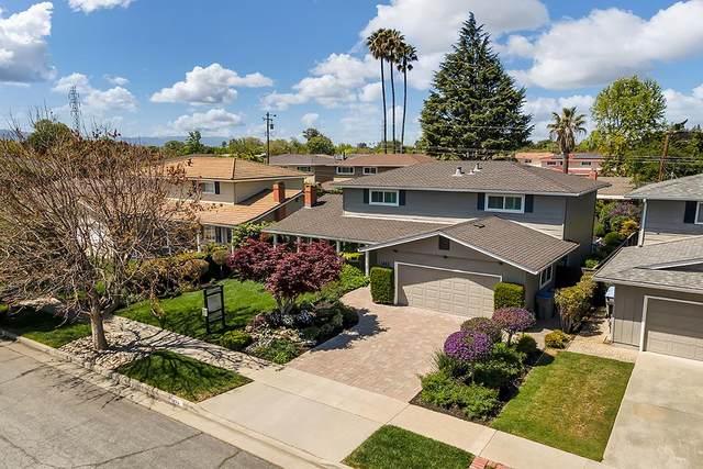 1825 Frobisher Way, San Jose, CA 95124 (#ML81837364) :: Robert Balina | Synergize Realty