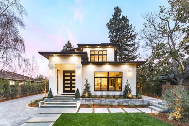 307 Walsh Rd, Atherton, CA 94027 (#ML81837418) :: Intero Real Estate
