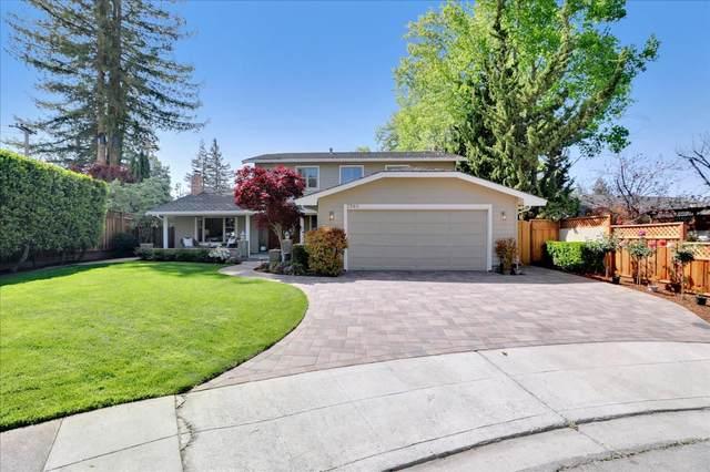 3568 Cambridge Ln, Mountain View, CA 94040 (#ML81837727) :: The Sean Cooper Real Estate Group