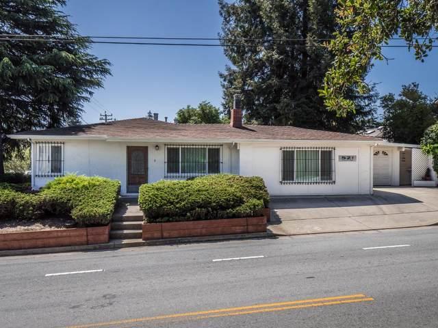 521 Emeline Ave, Santa Cruz, CA 95060 (#ML81837757) :: Intero Real Estate