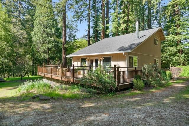 15460 Bear Creek Rd, Boulder Creek, CA 95006 (#ML81838205) :: Live Play Silicon Valley
