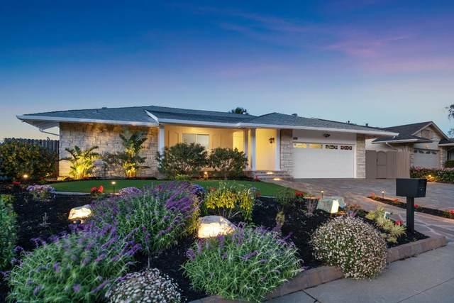 1378 Lasuen Dr, Millbrae, CA 94030 (#ML81838343) :: Intero Real Estate