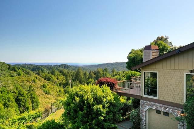 590 Rider Ridge Rd, Santa Cruz, CA 95065 (#ML81838361) :: The Goss Real Estate Group, Keller Williams Bay Area Estates