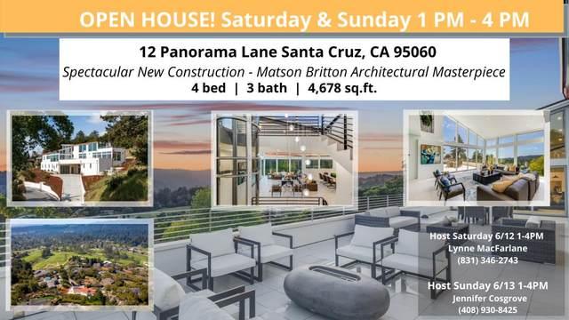 12 Panorama Ln, Santa Cruz, CA 95060 (#ML81838422) :: Olga Golovko