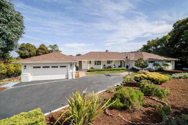 863 Vista Rd, Hillsborough, CA 94010 (#ML81838575) :: The Gilmartin Group