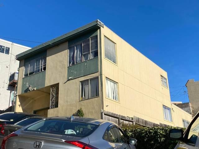 135 Alpha St, San Francisco, CA 94134 (#ML81838763) :: The Sean Cooper Real Estate Group