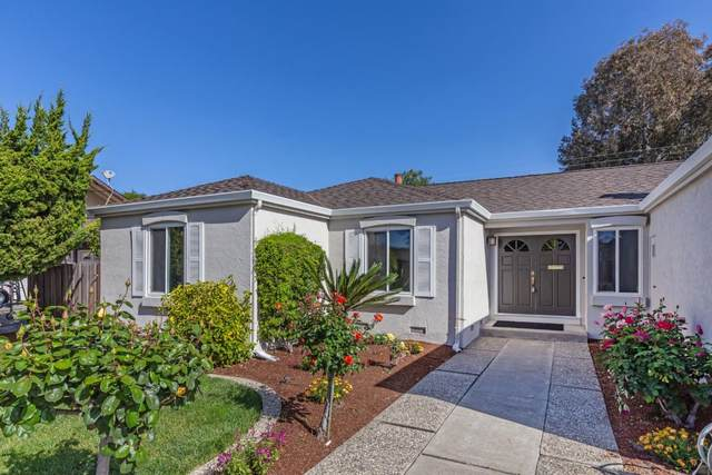 591 Trumbull Ct, Sunnyvale, CA 94087 (MLS #ML81838895) :: Compass