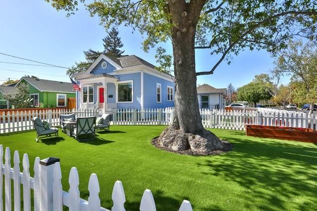 1415 Benton St, Santa Clara, CA 95050 (#ML81838986) :: The Goss Real Estate Group, Keller Williams Bay Area Estates