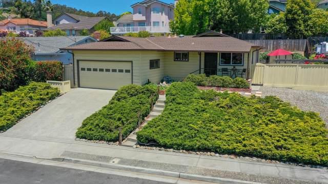 2225 Twin Hills Dr, Santa Cruz, CA 95065 (#ML81839013) :: Alex Brant