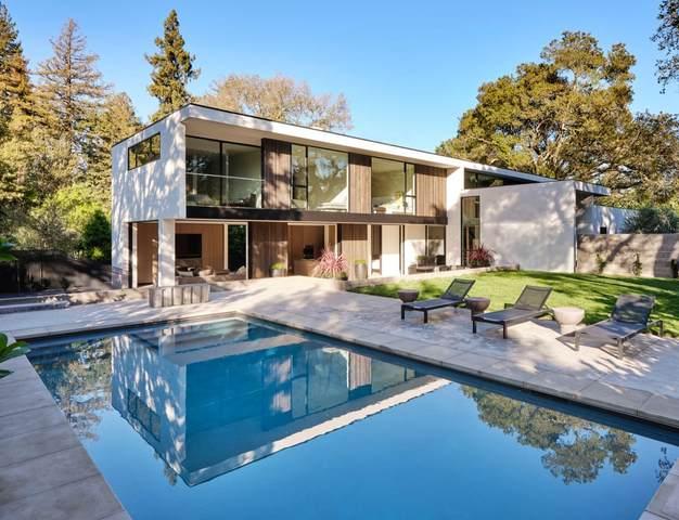 10 Atherton Ave, Atherton, CA 94027 (#ML81839296) :: The Kulda Real Estate Group