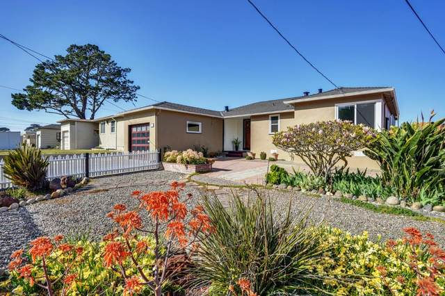 736 Thornhill Dr, Daly City, CA 94015 (#ML81839392) :: The Sean Cooper Real Estate Group
