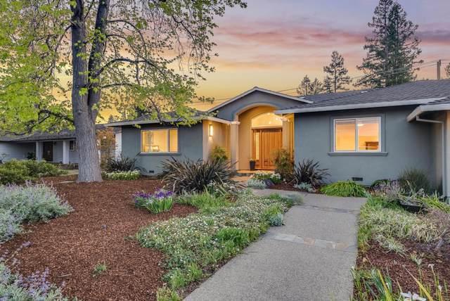 12073 Candy Ln, Saratoga, CA 95070 (#ML81839444) :: The Goss Real Estate Group, Keller Williams Bay Area Estates