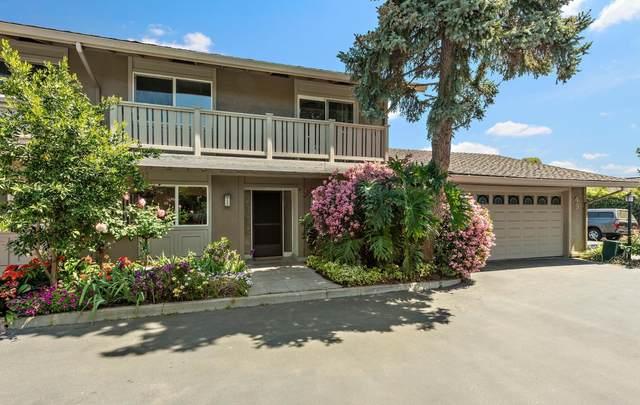 15400 Winchester Blvd 49, Los Gatos, CA 95030 (#ML81839511) :: Robert Balina | Synergize Realty