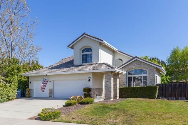 17494 Calle Caballeria Ct, Morgan Hill, CA 95037 (#ML81839588) :: The Sean Cooper Real Estate Group