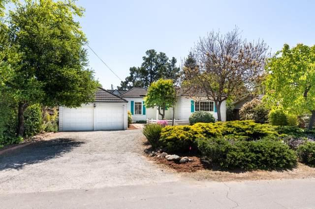 670 Greenview Pl, Los Altos, CA 94024 (#ML81839591) :: Robert Balina | Synergize Realty