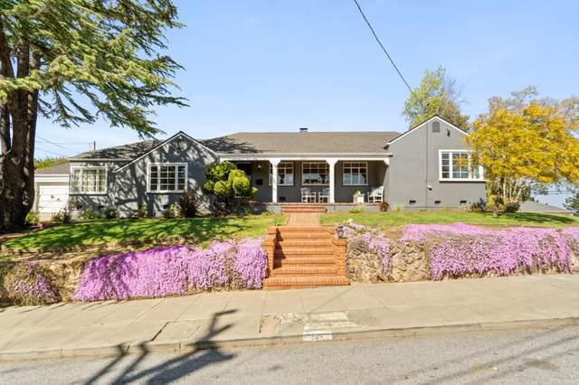 389 Glenwood St, San Carlos, CA 94070 (#ML81839649) :: The Sean Cooper Real Estate Group
