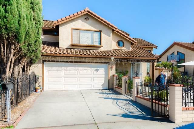 2024 Cinderella Ln, San Jose, CA 95116 (#ML81839708) :: The Goss Real Estate Group, Keller Williams Bay Area Estates