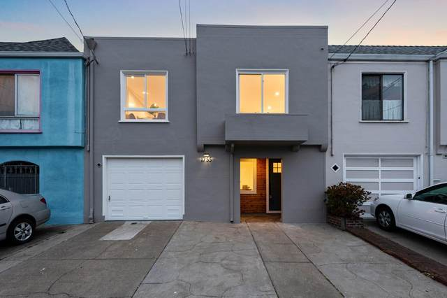 1755 39th Ave, San Francisco, CA 94122 (#ML81839738) :: The Sean Cooper Real Estate Group