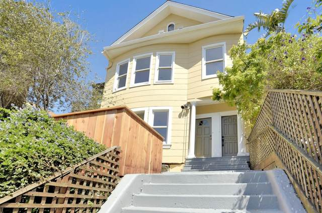 459 & 461 Potrero Ave, San Francisco, CA 94110 (#ML81840168) :: Real Estate Experts
