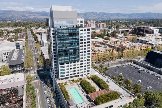 88 E San Fernando St 1306, San Jose, CA 95113 (#ML81840216) :: Real Estate Experts