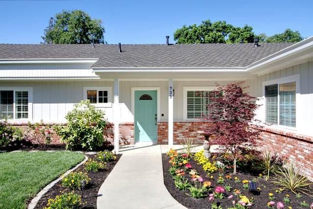 733 Laurel Dr, Walnut Creek, CA 94596 (#ML81840255) :: The Kulda Real Estate Group