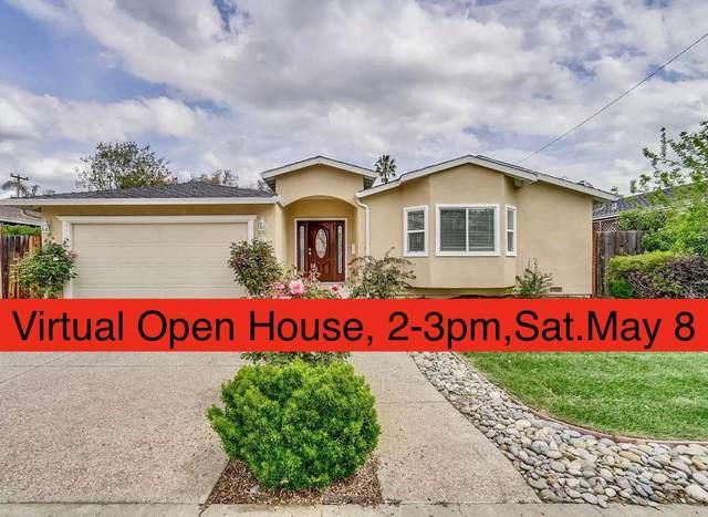 6334 Lillian Way, San Jose, CA 95120 (#ML81840306) :: Real Estate Experts