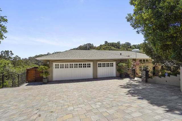 325 Moseley Rd, Hillsborough, CA 94010 (#ML81840869) :: Schneider Estates