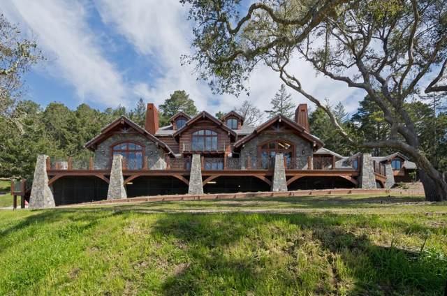 2088 Green Oaks Way, Pescadero, CA 94060 (#ML81840883) :: Schneider Estates