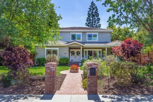 704 Covington Rd, Los Altos, CA 94024 (MLS #ML81841020) :: Compass
