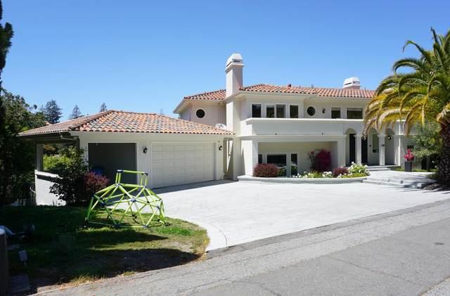 25 Drayton Rd, Hillsborough, CA 94010 (#ML81841053) :: The Kulda Real Estate Group