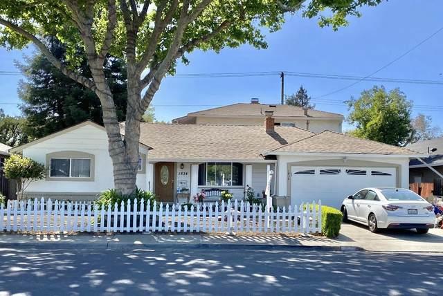 1834 Graham Ln, Santa Clara, CA 95050 (#ML81841089) :: Robert Balina | Synergize Realty