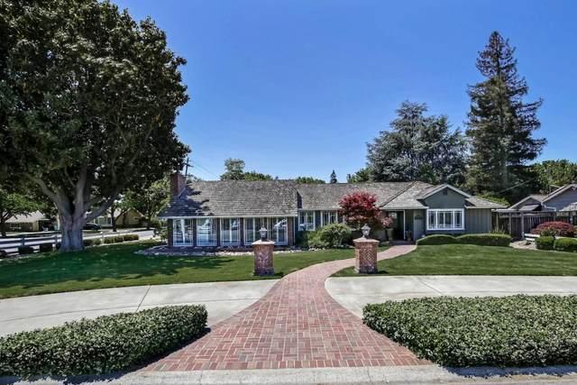 2599 Westgate Ave, San Jose, CA 95125 (#ML81841349) :: Robert Balina | Synergize Realty