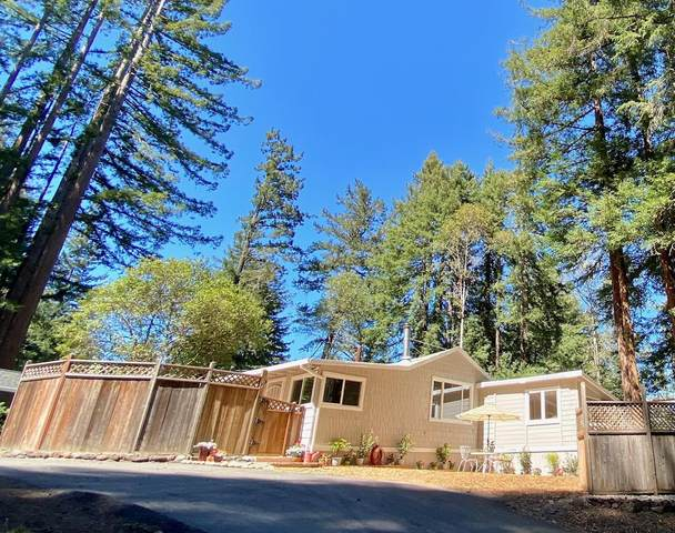 964 Scenic Way, Ben Lomond, CA 95005 (#ML81841589) :: Schneider Estates