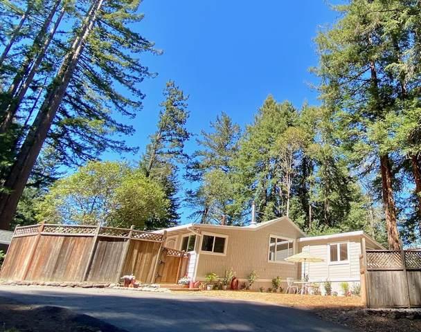 964 Scenic Way, Ben Lomond, CA 95005 (MLS #ML81841589) :: Compass