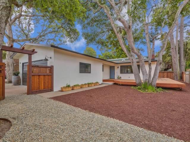 819 Marino Pines Rd, Pacific Grove, CA 93950 (#ML81841635) :: Alex Brant