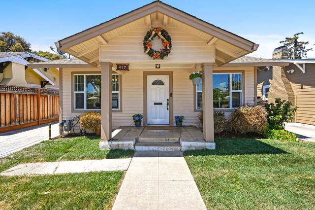 417 Vaughn Ave, San Jose, CA 95128 (#ML81841714) :: Schneider Estates