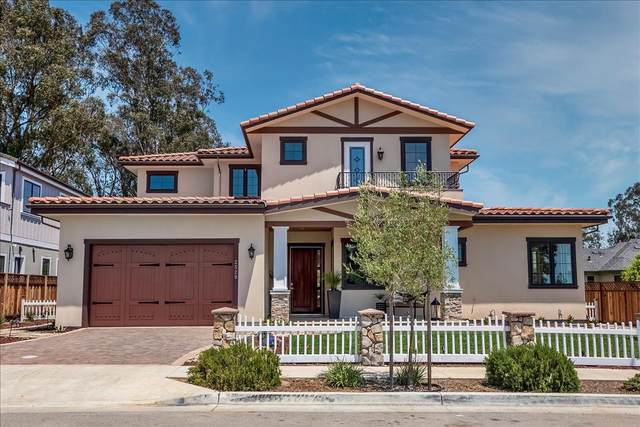 2520 Benson Ave, Santa Cruz, CA 95065 (#ML81841797) :: The Kulda Real Estate Group