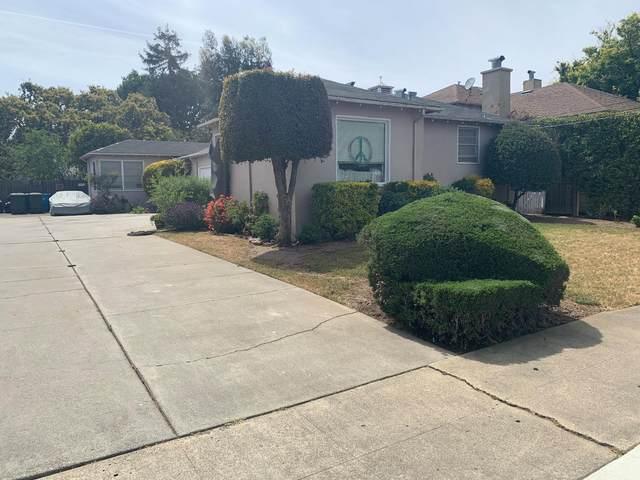 614 S Idaho St, San Mateo, CA 94402 (#ML81841983) :: The Kulda Real Estate Group