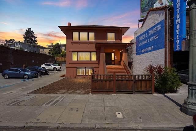 3501 Grand Ave, Oakland, CA 94610 (#ML81842135) :: Schneider Estates