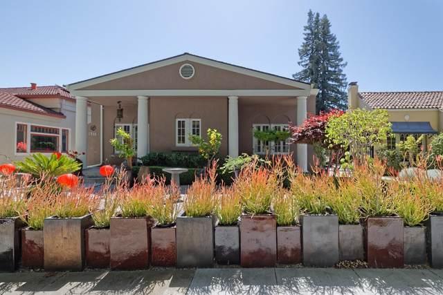 1358 Mariposa Ave, San Jose, CA 95126 (#ML81842206) :: The Gilmartin Group