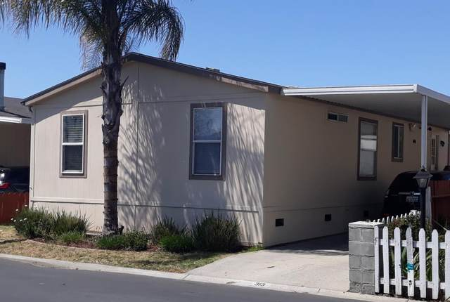 2151 Oakland Rd 313, San Jose, CA 95131 (#ML81842702) :: Alex Brant