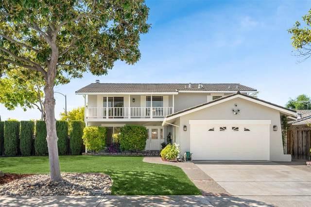 850 Iris Ave, Sunnyvale, CA 94086 (#ML81842728) :: The Goss Real Estate Group, Keller Williams Bay Area Estates