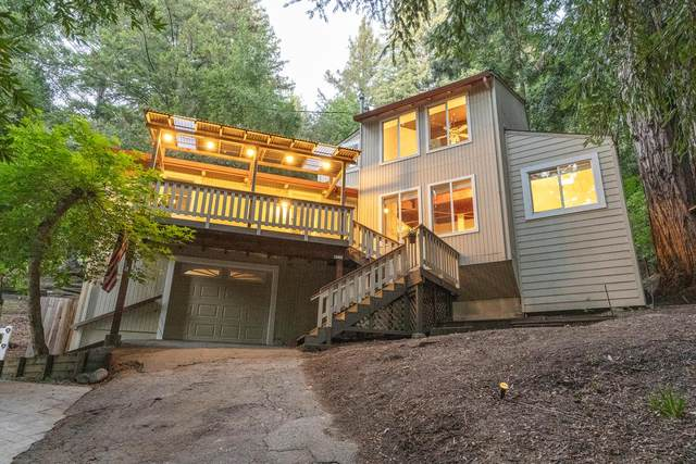 854 Highland Dr, Boulder Creek, CA 95006 (#ML81842809) :: Live Play Silicon Valley