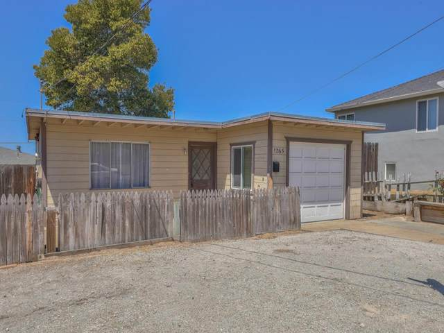1265 Flores St, Seaside, CA 93955 (#ML81842987) :: The Realty Society