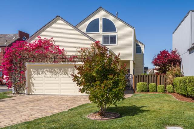 603 Mystic Ln, Foster City, CA 94404 (#ML81843036) :: The Gilmartin Group